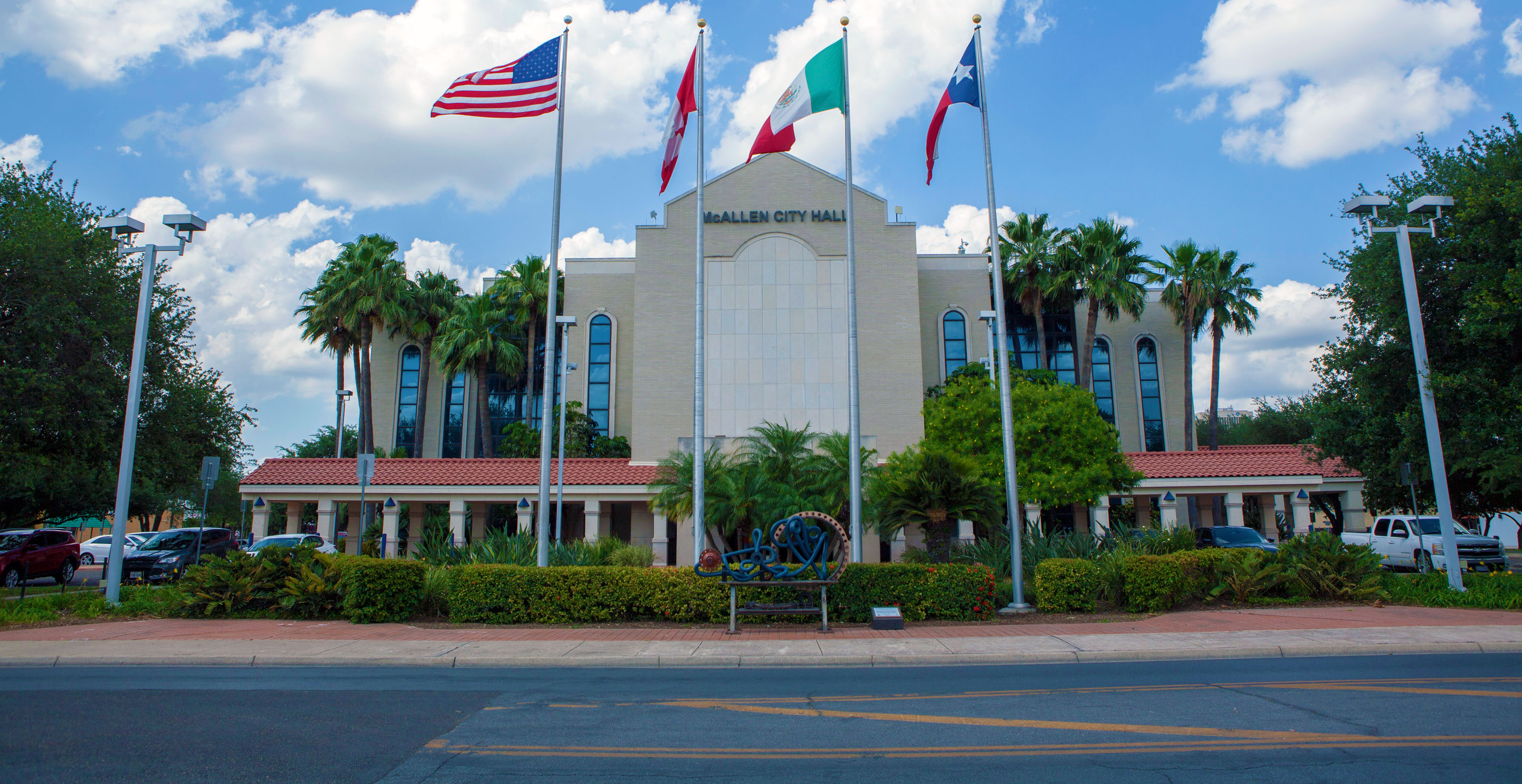 McAllen Electricity Rates and City Hall, Cheap Electricity Rates
